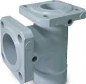 Фильтр газа сетчатый угловой ФГ (ФС) -50У